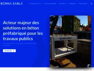 Détails : Votre fabricant de produits en béton – Bonna Sabla