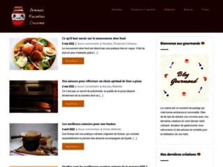 Détails : Vos meilleures recettes de cuisine en ligne