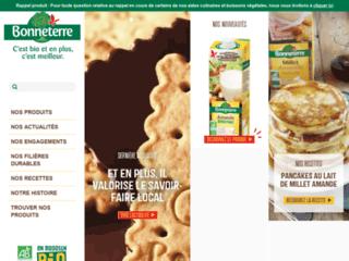 Bonneterre, la boutique en ligne des produits alimentaires bio