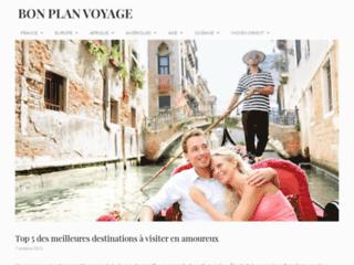 Détails : Bon plan voyage