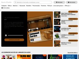 Détails : Book d'Oreille - Tout le livre audio en ligne