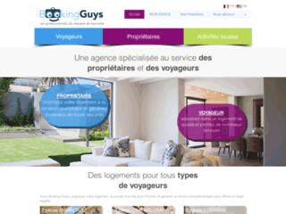 Détails : Booking Guys, location saisonnière de villas