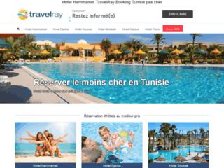 Voyage hotel Booking Tunisie prix pas cher