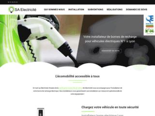 Détails : Des électriciens IRVE disponibles 7j/7 à Lyon