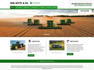 Détails : Tracteur agricole à vendre