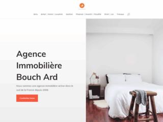 Une exceptionnelle agence immobilière dans le sud de la France
