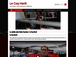 Détails : Boucherie Traiteur : La Normande Wazemmes.