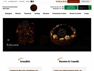 Boulangerie BRETTEAU à Paris 7