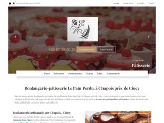 Votre boulangerie-pâtisserie à Chapois