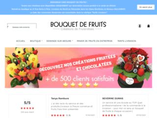 Le site Bouquet De Fruits