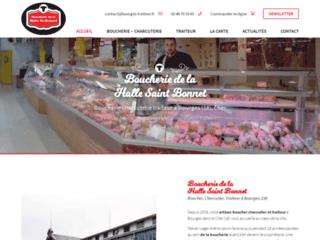 Boucherie de la Halle Saint-Bonnet