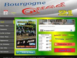 Bourgognequad21.fr
