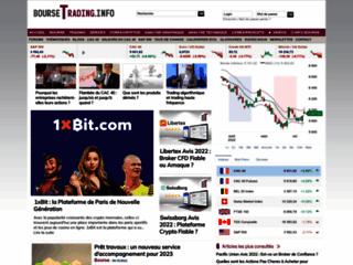 BourseTrading : actualité et pédagogie sur l'univers de la Bourse et du trading