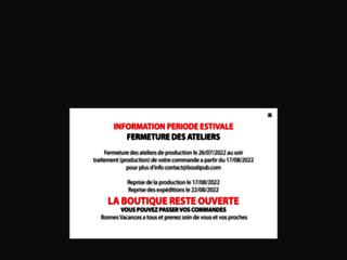 Détails : Imprimeur en ligne : banderole pas chère sur Boutipub