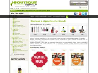 Détails : Cigarette electronique à La Rochelle