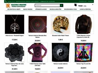 Détails : Boutique Indienne, décoration Indienne 100% importée