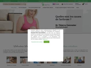 Détails : Boutique Labrha, traitement naturel de rhumatologie