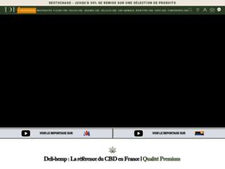 ➤ N°1 du CBD Cannabis Légal en ligne | Qualité Premium | Label Français