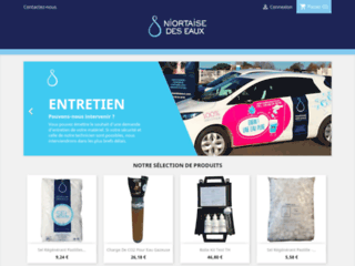 Détails : Niortaise des Eaux, boutique en ligne