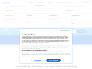 Agence web Pages Jaunes