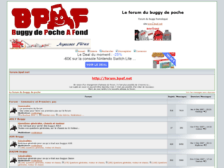 Bpaf.forumactif.com