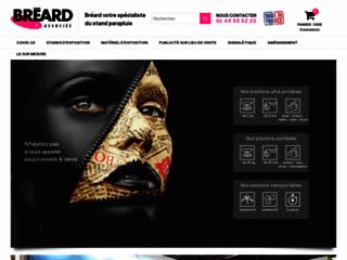 Bréard, agence de communication graphique