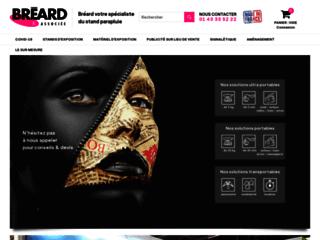 Détails : Bréard et Associée : Communication visuelle opérationnelle