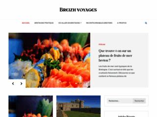 Détails : Breizh Voyages