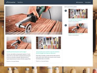Détails : Tout l'outillage et le matériel pour le bricolage