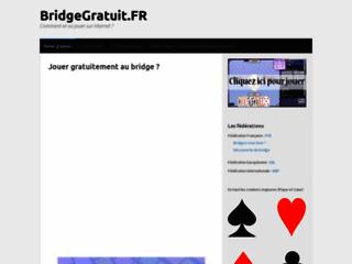 Détails : Jeu de bridge