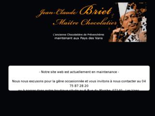 Jean-claude Briet - Maître Chocolatier