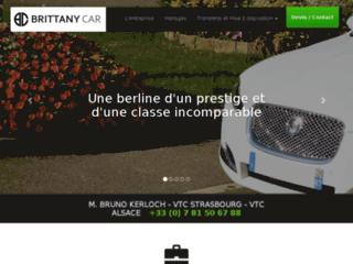 Détails : Brittany Car location d'une Jaguar avec son chauffeur