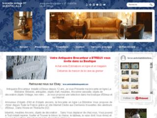 Détails : Brocante antiquites saint quentin la biblotine