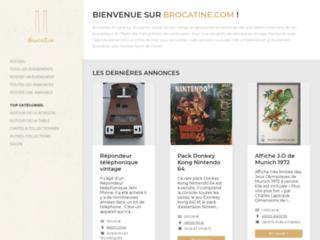 Brocatine : meubles vintages et objets de collection unique