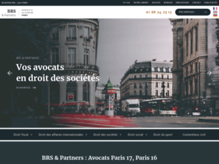 BRS & Partners : Avocats Paris 17, Paris 16