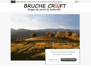 Stage de survie et bushcraft en Alsace