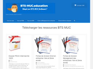 Dossiers pour BTS MUC