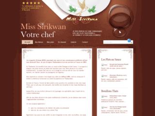 Détails : Votre chef thaï à domicile - Bordeaux