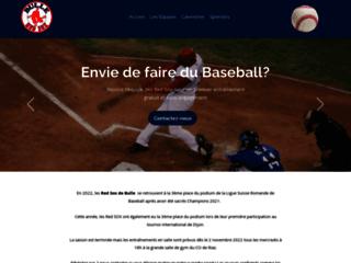 Détails : Club de baseball à Bulle - Suisse