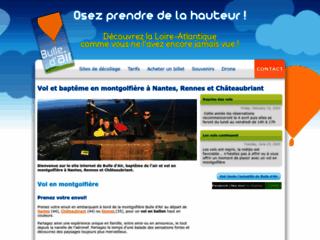 Détails : Baptême en Montgolfière