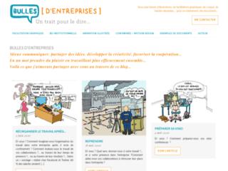Détails : Bulles d'Entreprises – Blog facilitation graphique