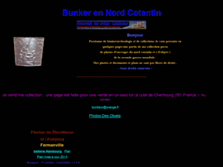 Bunker en Nord Cotentin