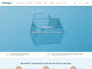 Local modulaire sécurité et certifié