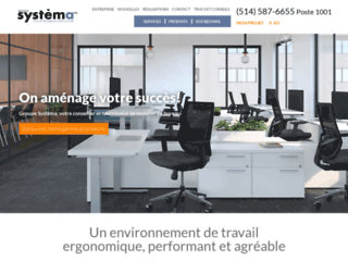 Mobilier Bureau Systema