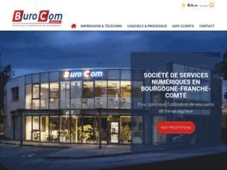 Burocom - Société informatique à Besançon