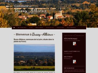 Commune de Bussy-Albieux