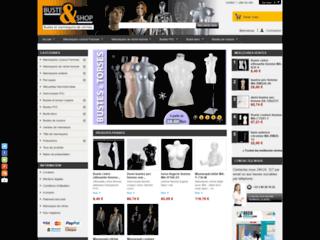 Détails : Busteshop.com - une boutique sur internet de buste de couture