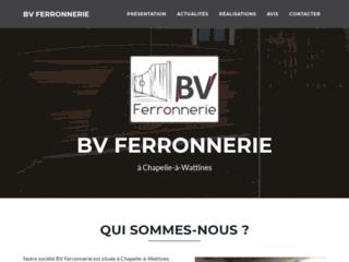 BV Portails, spécialiste de la ferronnerie