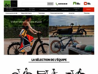 Détails : Vélo électrique : ByBike