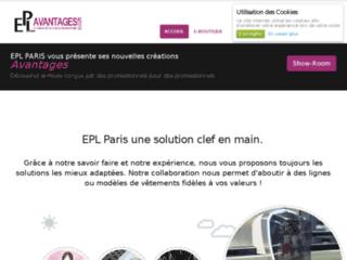 Détails : By EPL Paris - Mode professionnelle